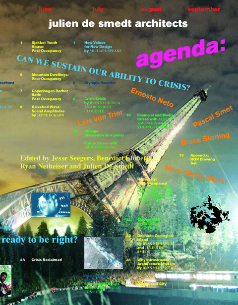 Agenda: JDS Architects