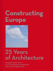 cover Constructing Europe
