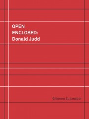 Cover Open Enclosed Donald Judd
