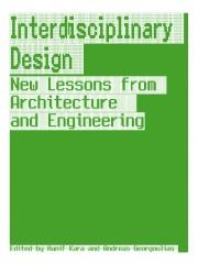 cover Interdisciplinary Design