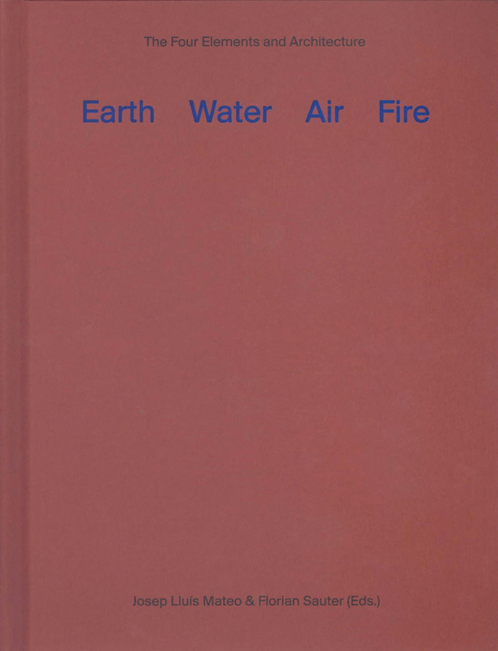 Earth, Water, Air, Fire