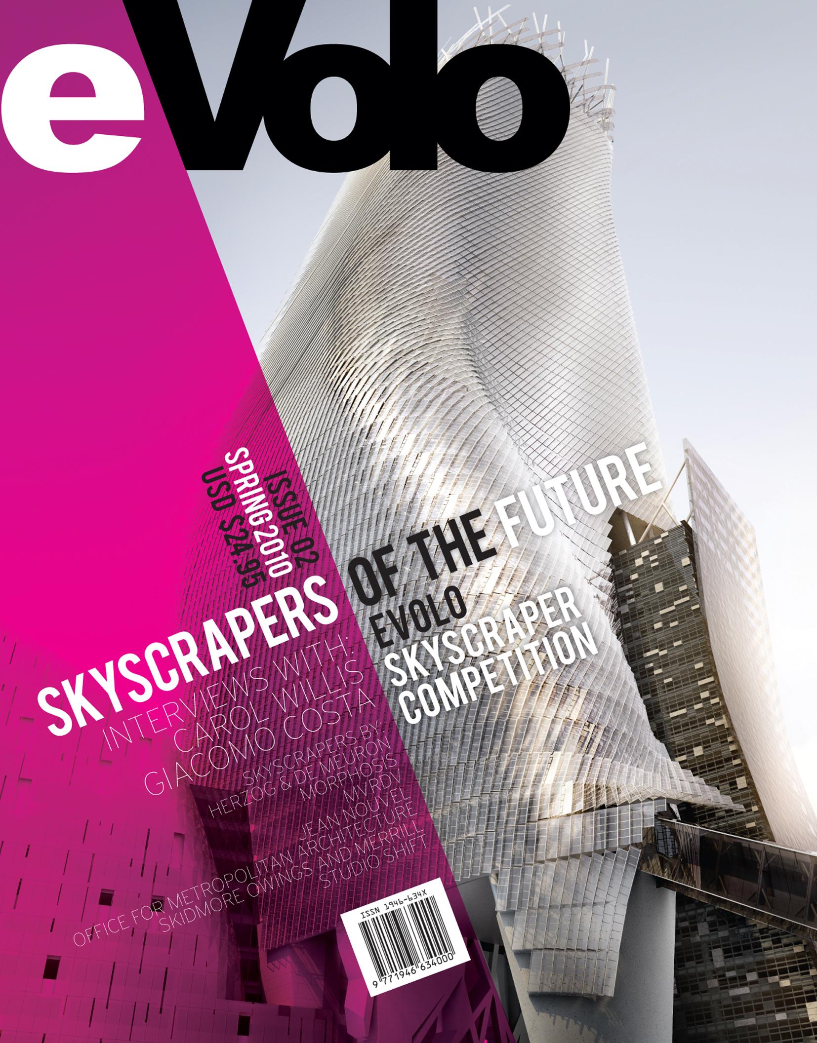 EVolo 02 (Spring 2010)