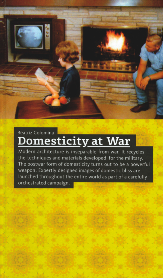 Domesticity At War (Spanish Edition)