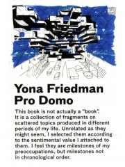 cover Yona Friedman NOU