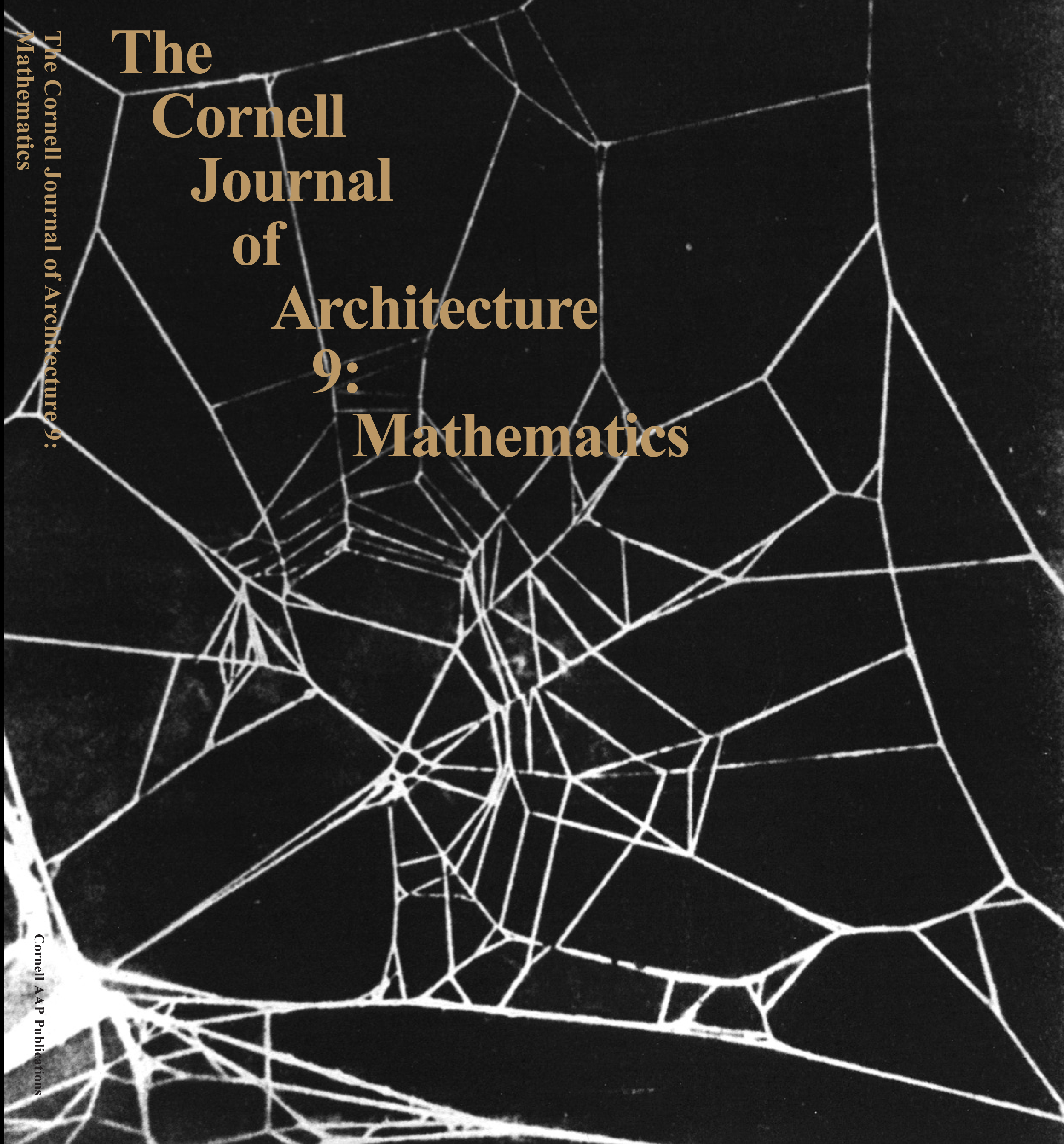 The Cornell Journal Of Architecture 9