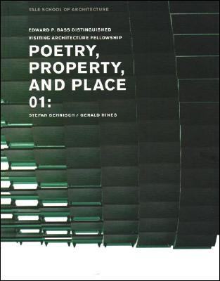 Poetry, Property, And Place, 01