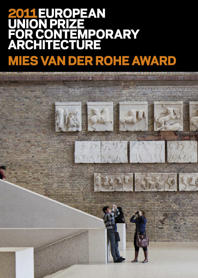 Mies Van Der Rohe Award 2011