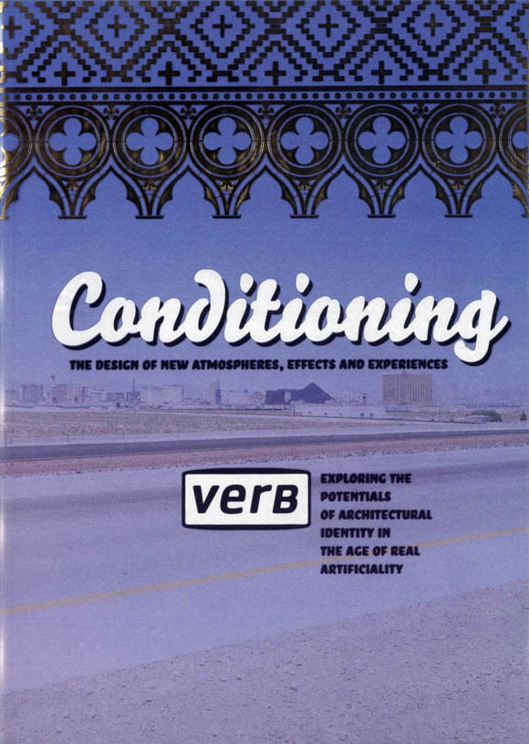 VERB CONDITIONING (Spanish Edition)