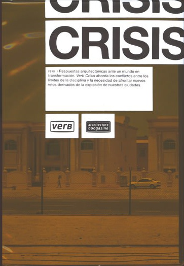 VERB CRISIS (Spanish Edition)