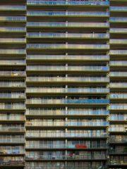 Bois-Le-Prêtre - La Tour De Raymond Lopez (2012) ●  DRUOT, FRÉDÉRIC, ANNE LACATON & JEAN-PHILIPPE VASSAL ● Large scale refurbishment formula Plus+ of Social housing high rise from 1959-60, 50% reduction in heat consumption due to 3 m passive glass facade extensions in winter gardens and terraces with flats responding to inhabitants demands and direct, levelled access to apartments. National Prize AMC l'Equerre d'Argent 2011 ● Office: Frédéric Druot Architecture & Lacaton Vassal Architectes ● Client: OPAC de Paris ● Locality: 5, bd Bois-le-Prêtre,Paris 17E FR ● Litt: Druot, Frédéric, Anne Lacaton, et al. (2007). plus + Large-Scale Housing Developments - An Exceptional Case. Barcelona, Gustavo Gili. ● Units/sqm: 17 levels, 96 units, 8 036 m2 + 3 348 m2 added ●