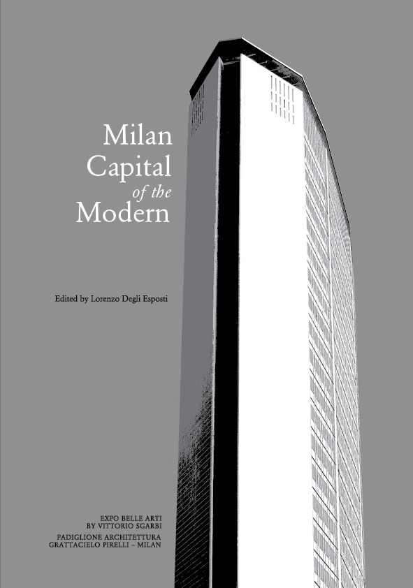MCM – Milan, Capital Of The Modern (Italian Edition)