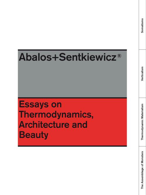 Ábalos + Sentkiewicz (Spanish Edition)