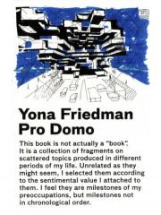 cover Yona Friedman NOU
