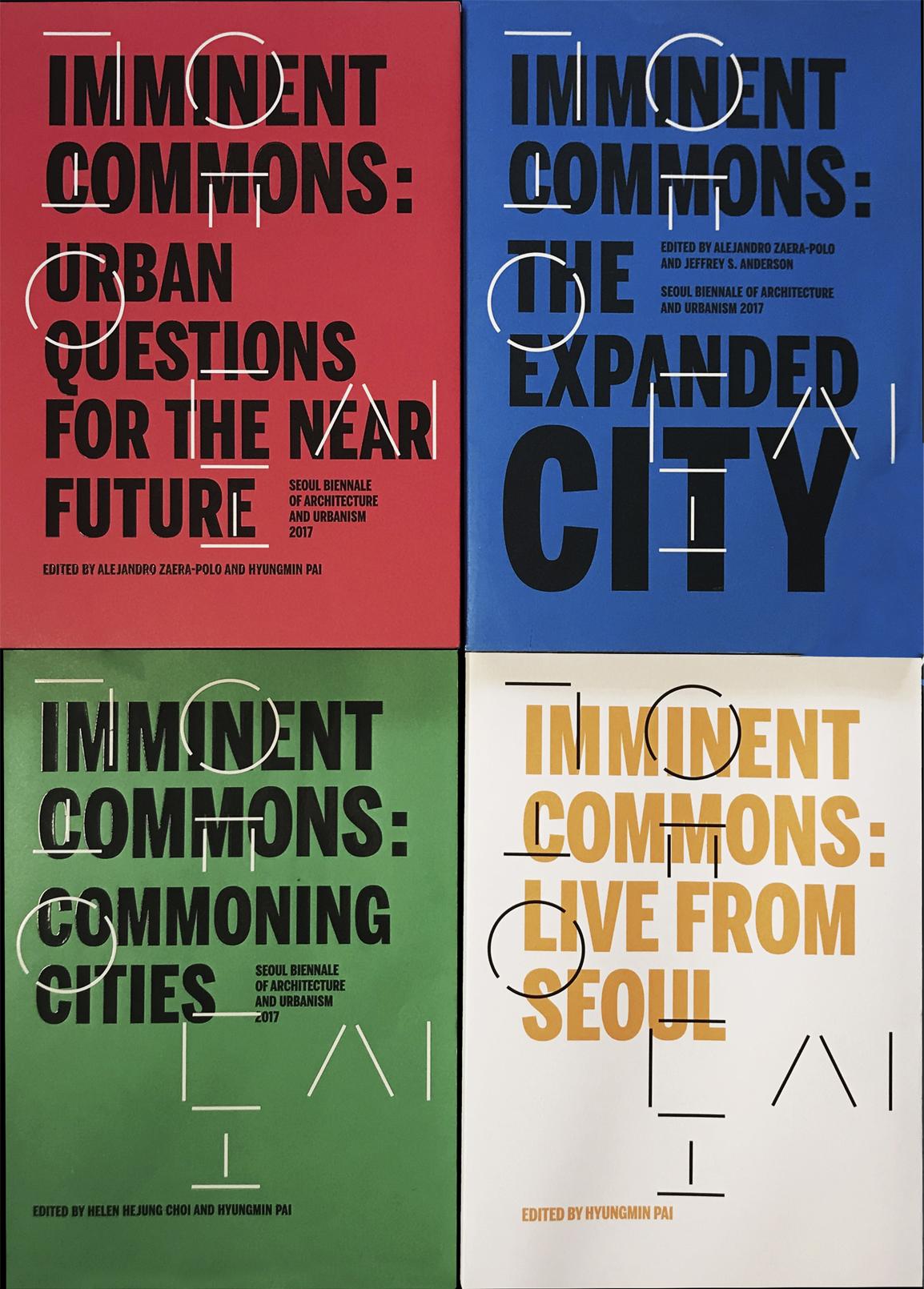 Imminent Commons Compendium (4 Vol)